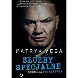 Służby specjalne Podwójna przykrywka Patryk Vega