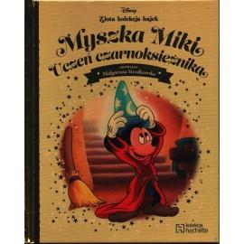 Strzałkowska Myszka Miki Uczeń czarnoksiężnika