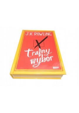 J.K. Rowling trafny wybór