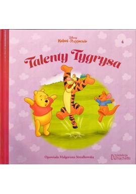Kubuś i Przyjaciele Talenty Tygryska