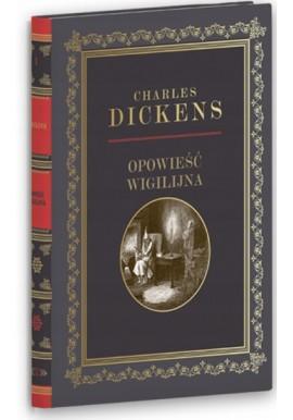 Charles Dickens Opowieść Wigilijna