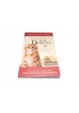 Vicki Myron Dziewięć wcieleń kota Deweya