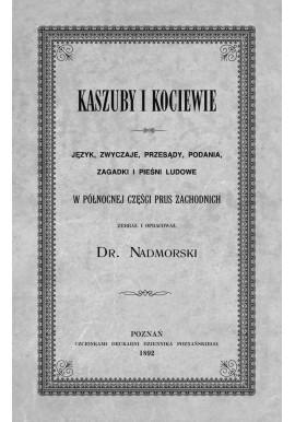 Dr Nadmorski Kaszuby i Kociewie język, zwyczaje