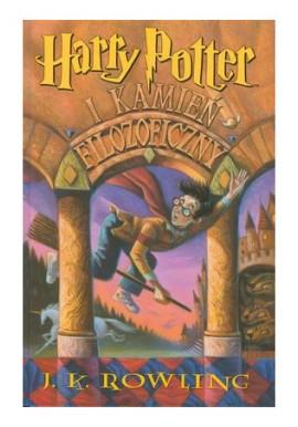 Harry Potter i kamień filozoficzny J.K. Rowling