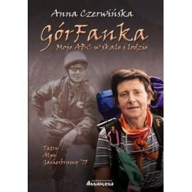 GórFanka Moje ABC w skale i lodzie Anna Czerwińska