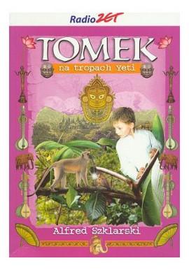 Tomek na tropach Yeti Alfred Szklarski