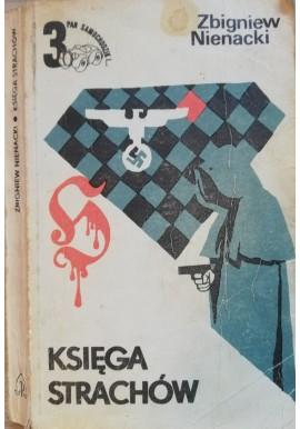 Księga strachów Biała seria 3 Zbigniew Nienacki (ilu. Szymon Kobyliński)