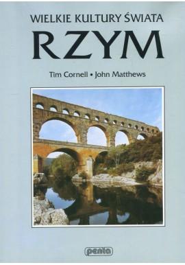 Rzym Seria Wielkie Kultury Świata Tim Cornell, John Matthews