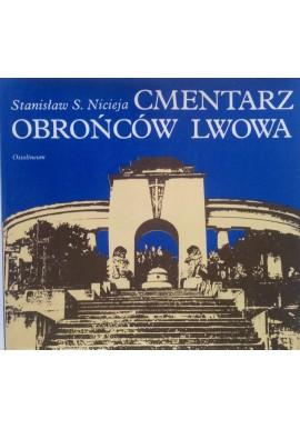 Cmentarz Obrońców Lwowa Stanisław S. Nicieja
