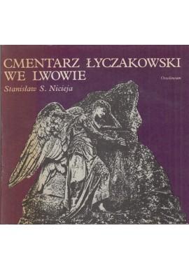 Cmentarz Łyczakowski we Lwowie Stanisław S. Nicieja