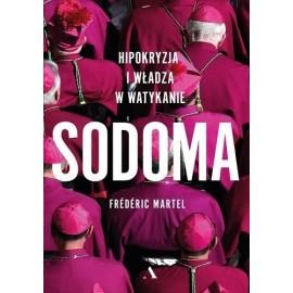 Sodoma Hipokryzja i władza w Watykanie Frederic Martel
