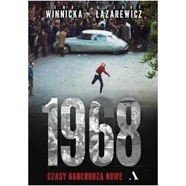 1968 Czasy nadchodzą nowe Cezary Łazarewicz, Ewa Winnicka