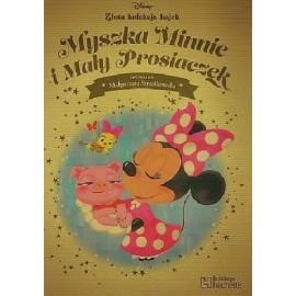 Myszka Minnie i Mały Prosiaczek opowiada Małgorzata Strzałkowska