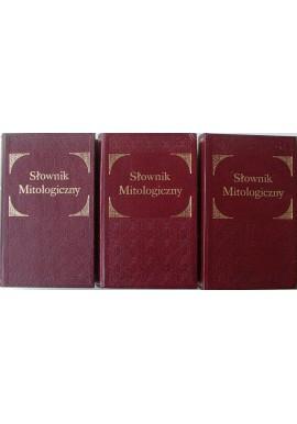 Słownik Mitologiczny X. Alojzego Osinskiego (kpl - 3 tomy) (reprint)