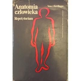 Anatomia człowieka. Repetytorium Hermann Voss i Robert Herrlinger