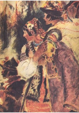 Huculszczyzna. Gorgany i Czarnochora F. Antoni Ossendowski Seria Cuda Polski (reprint)