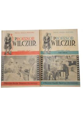 Profesor Wilczur 2 tomy - kpl Powieść Film Tadeusz Dołęga-Mostowicz