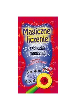 Magiczne liczenie tabliczka mnożenia tłumaczenie Michał Brodacki