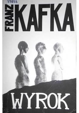 Wyrok Franz Kafka